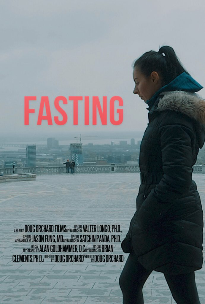 Fasting Documentary Film Poster