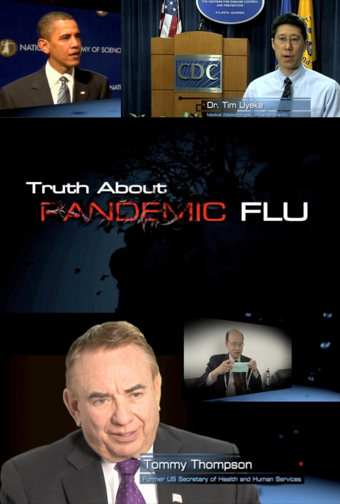Truth about Pandemic Flu Official Poster
